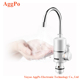 3000W Adjustable Power Electric Instant Hot water Heater Faucet, Supply Hot and Cold Water,Hot Water Kitchen Tap