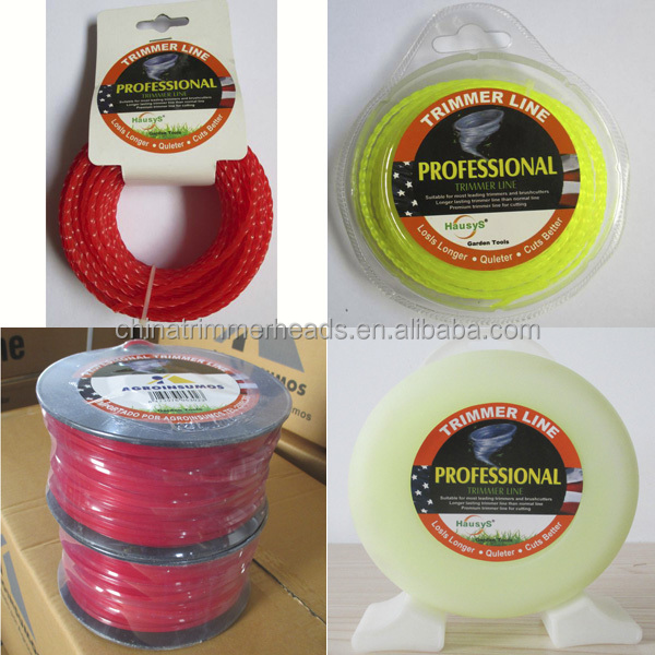 grass cutting wire trimmer line reel