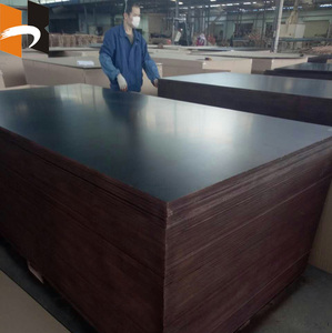 18mm marine eucalyptus core hardwood plywood and formwork panel