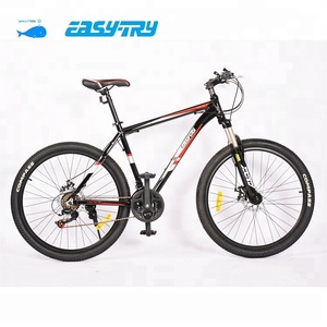 Tianjin Hot sale MTB aluminum 6061 alloy 24 speed 26 inch bike for mounntain bicycle