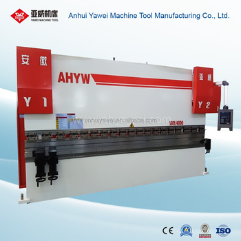Anhui Yawei 100ton 3 meter plate sheet press brake price/cnc bending  machine price, View 100ton 3 meter plate sheet press brake price, shengde  cnc