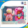 10.5 inch stuffed baby doll with 4 sounds and baby stroller plush doll