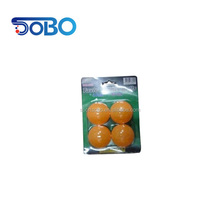 New material professional poly multi color table tennis ping pong ball factory