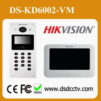 Hikvision Ip Video Intercom Ds-kh8300-t Apartment Building ...