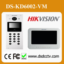 Hikvision IP Video Intercom DS-KH8300-T Apartment Building Intercom System Indoor Station