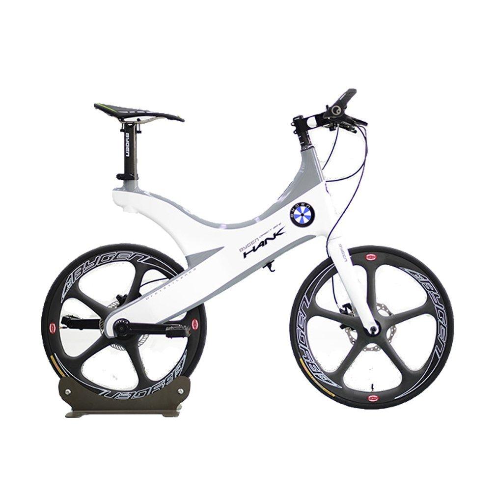 [Bygen]han (Hank_white) Full Carbon Frame Spoke Bike Bicycle Cyling Direct Transhub Korea(overseas Direct Product)