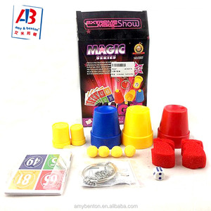 Top selling kids mini easy magic tricks