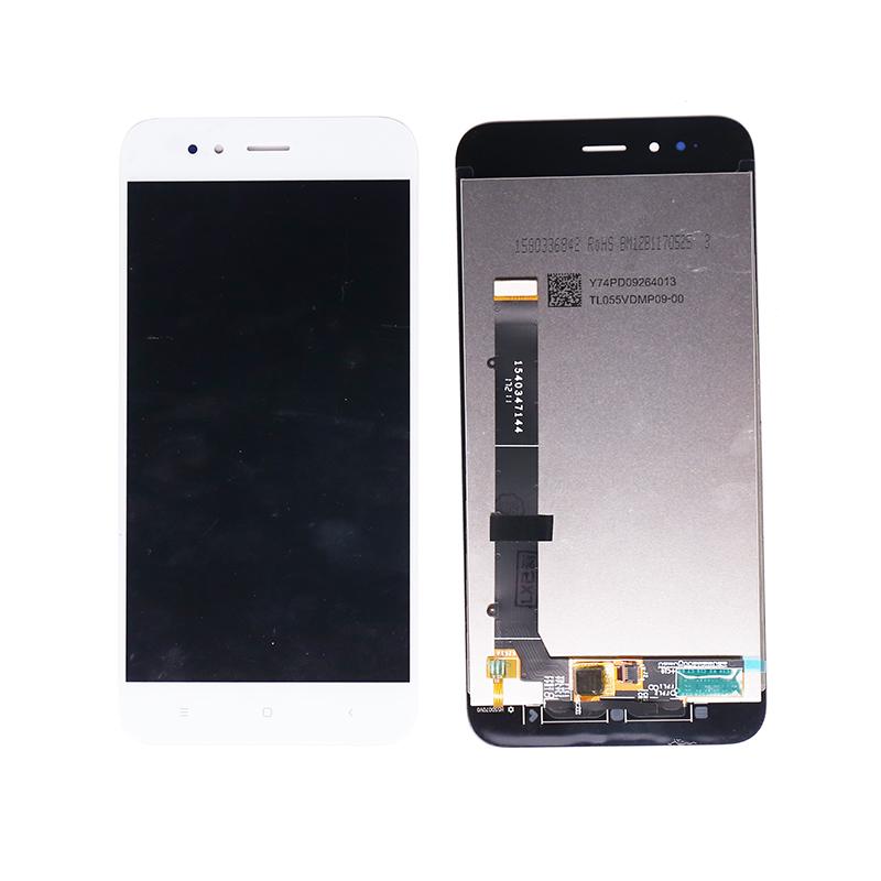 Untuk Xiaomi Mi A1 Layar Sentuh Display LCD untuk Xiaomi Mi 5X LCD Digitizer Perakitan