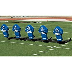 Get Quotations · Football Blocking Sled with Royal Pro Pad- Varsity  M-Series - 7 Man 3ad69f521