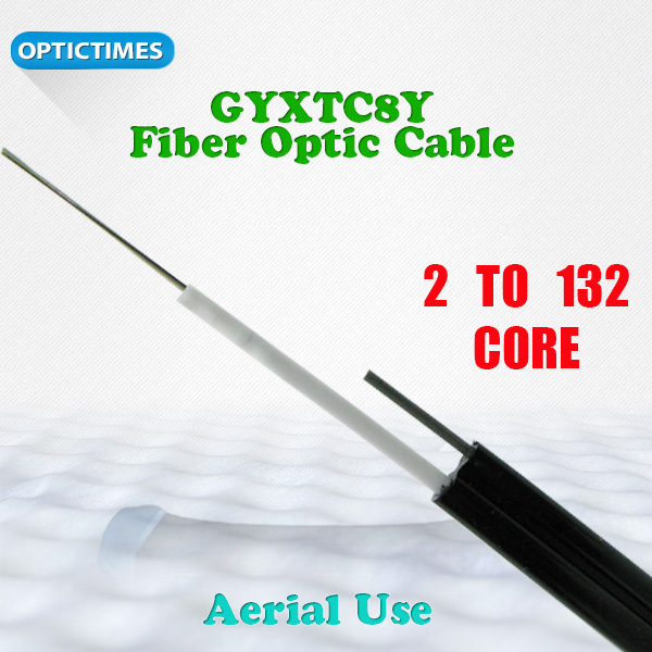 GYXTC8Y/GYXTC8S/GYXTW/GYXTS/GYTS/GYTA/ADSS/GYFTY OUTDOOR AERIAL LOOSE TUBE FIBER OPTICAL CABLE