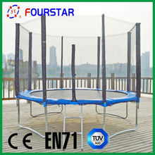 Kids Jumping Outdoor Trampoline On the Promotion