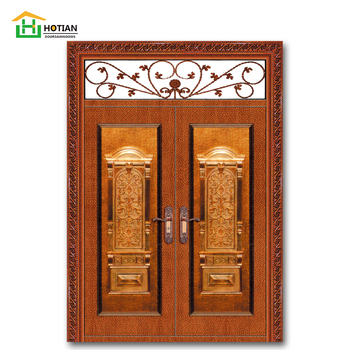 Modern Latest Color Indian House Main Gate Designs Anti Thift Iron Steel Door For Home Safety Buy Stainless Steel Gate Dooriron Outdoor Doorlock