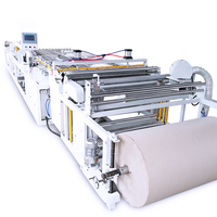 Automatic parallel paper tube core forming machine paper core winding forming machine paper tube forming machine