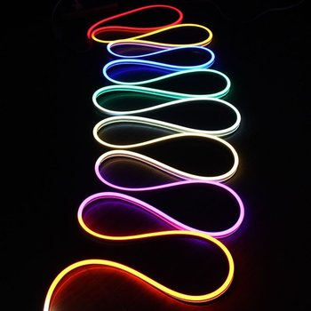 8mm diameter rgb led neon flex tube lightwaterproof 12v super 8mm diameter rgb led neon flex tube light waterproof 12v super bright led neon flex aloadofball Image collections