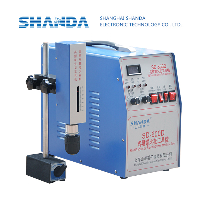 portable stainless steel drilling machine low price