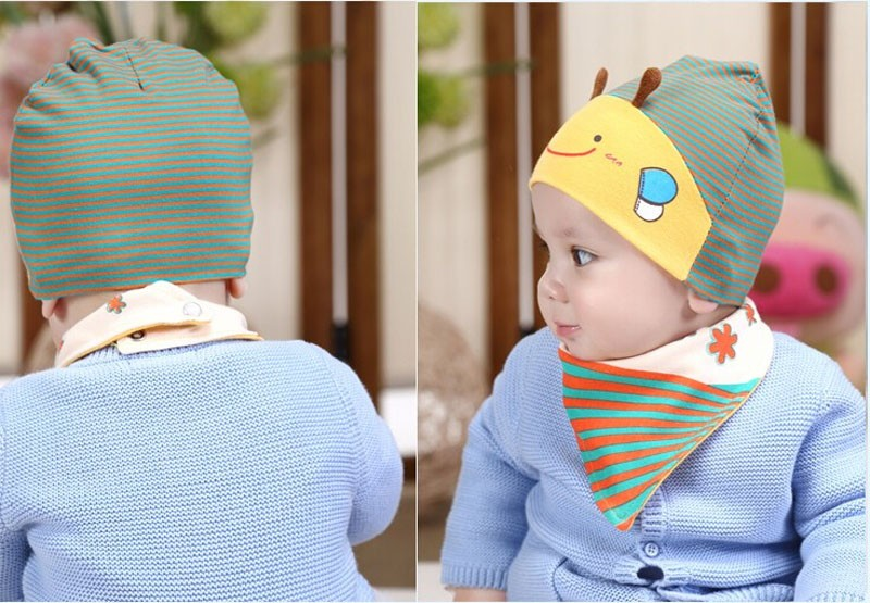 0e9b0ea5c76 hot baby hat photography props Cute Kid Baby Boy Girl Toddler Infant Hat  Bee Baseball Cap