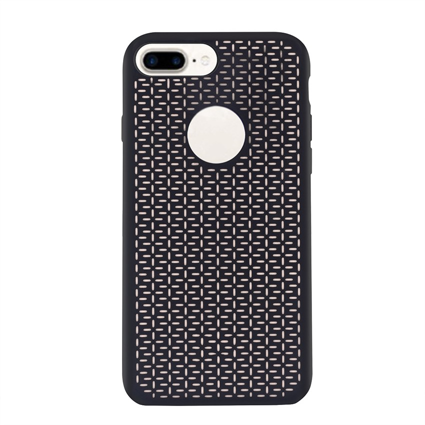 Fashion Mobilephone Case for iphone7/7plus Custom LOGO Printed Liquid Silicon Rubber Phone Case wholesale Cellphone Case