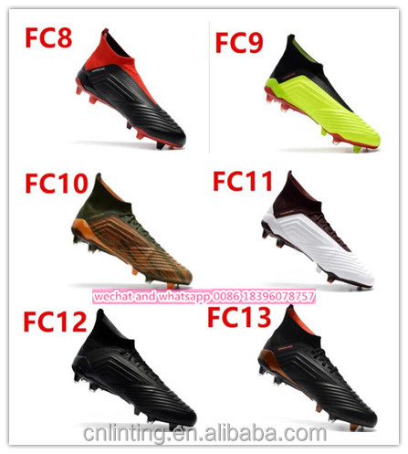 e23dd061e9fa6 2018 Men And Women Custom Outdoor Soccer Shoes,Football Shoes Man,Cheap New  Style Soccer Football Boots Cleats - Buy Outdoor Soccer Shoes,Cheap New  Style ...