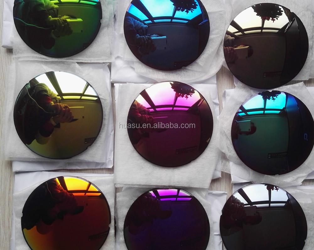 9440f0cd9bcbd lentes de óculos de sol coloridas tingidas lente CR39 lentes de sol G15 cor