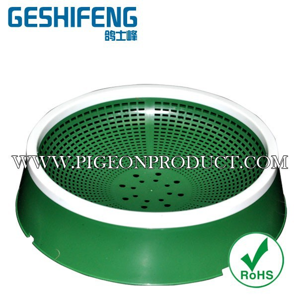 dongguan dalang geshifeng hardware factory plastic nest for pigeon made in China