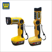 Wintools rechargeable cordless led work light cordless mining cap lights WT002227