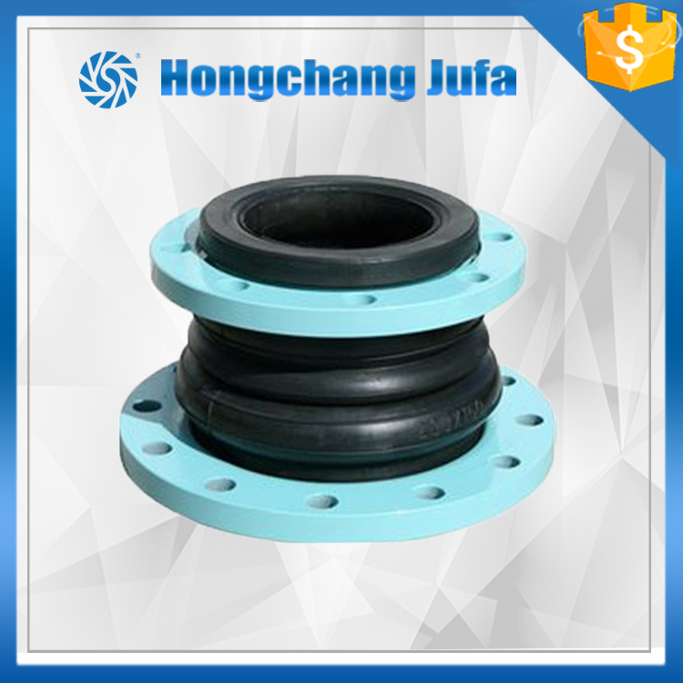 Flanged connectors reducer coupling Flexible Rubber Pipe Joint