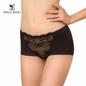 China Wholesale Popular Women Wearing Lace Panties