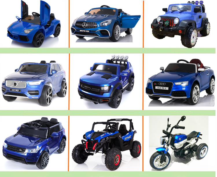 Licensed ride on car ford ranger children's car for big kids, pick up truck with music and lights