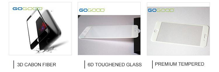 2er Pack Vollkleber 3D gekrümmte s8 Nanoedge Galaxie S9 gehärtetes Glas Japan Nano flüssiger Displayschutz