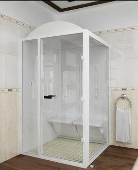 Mini Sauna Dampfbad Für Nassdampf, Sauna Dusche