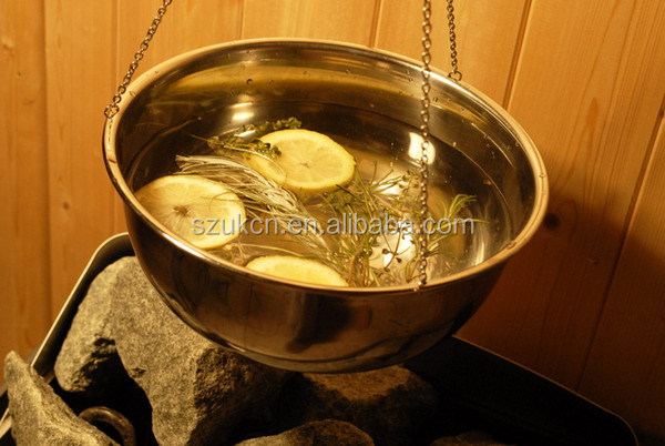 Oceanic Herb bowl for sauna aroma, sauna accessories