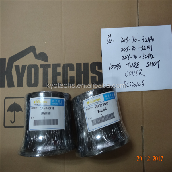 PIN BUSHING FOR XKAQ-00643 XKAQ-00291 R160LC-9 R170W-9 R180LC-9 R210LC-9