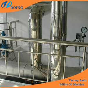 rapeseed oil refinery equipment /canola seed oil refining machine /crude oil refinery equipment to refine crude oil