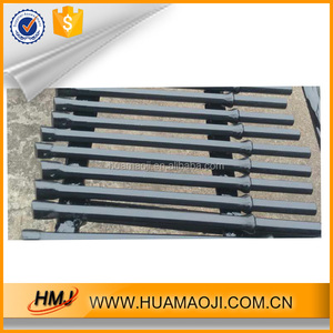 Integral Tungsten Carbide Rock Mining Drill Rod