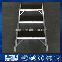 Best selling practical perimeter climbing scaffolding frame scaffold towers