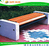new design Chinese manufacturer Outdoor Garden Wooden Chair marble stone bench for residence Outdoor Seating Chair