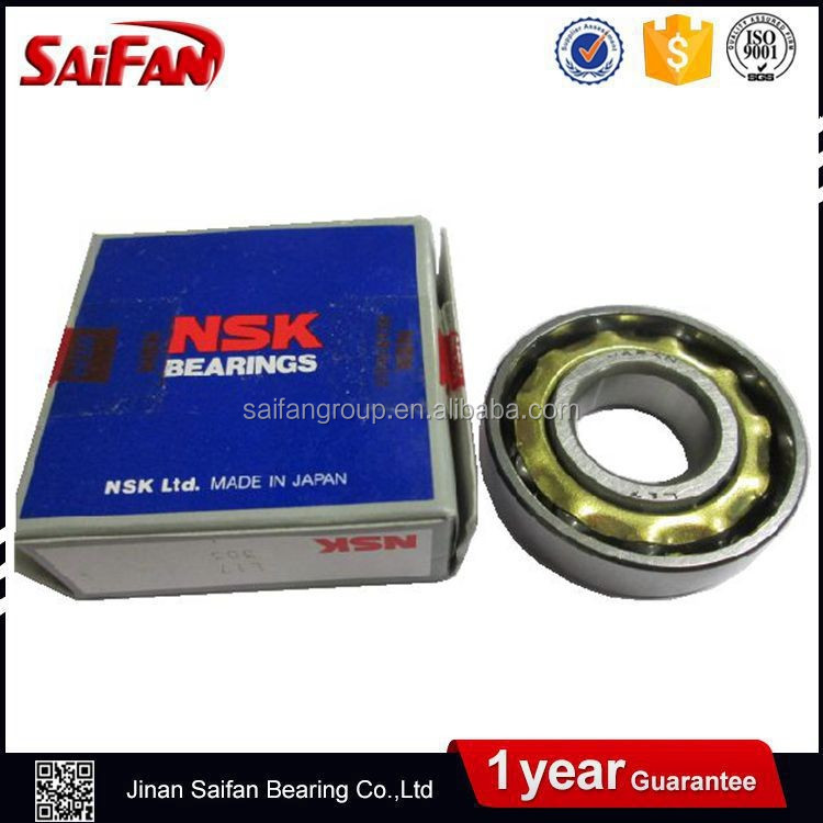 NSK Magneto Bearing L17 NSK Magnetic Deep Groove Ball Bearing L17 Sizes 17*40*10 mm