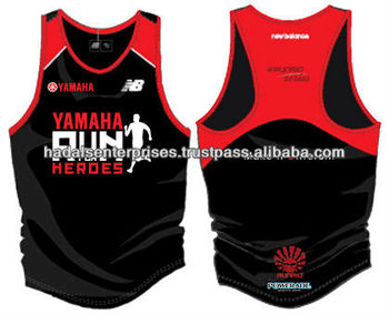 Custom Running Singlets, Running Tanks