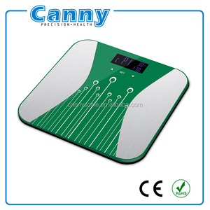 body fat analyzer digital body fat & hydration monitoring scale 180KG zhongshan factory