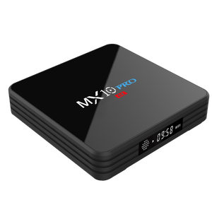 2018 Android tv box RK3328 Quad Core 4gb 32gb 4K Media player MX10 Pro  smart tv box
