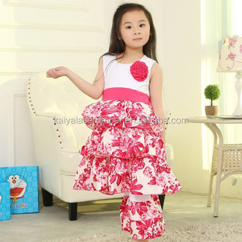 Online Clothing Store Wholesale Clothing Hot Sale Baby Girl Floral ...