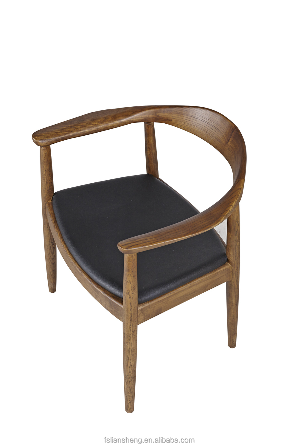 2015 Year Wooden Modern Leather French Style Louis Dining Chair ...