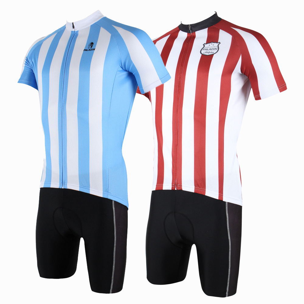 Get Quotations · 2015 men short cycling jersey Blue or Red vertical stripes  rider shirt bicycle wear outdoor biking 8cca5e1a9