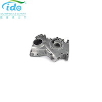 Auto engine aluminium timing cover 13501-10W02 for Nissan Z24