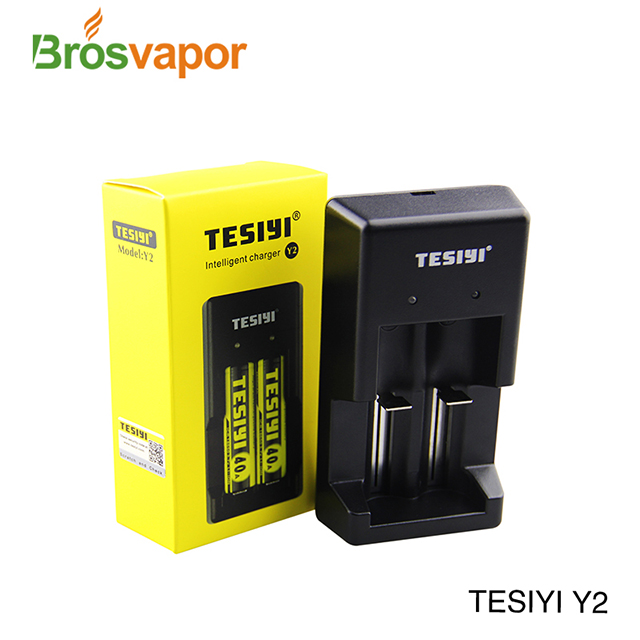 Original Tesiyi T2 /T4 /Y2 /E2 /E2S/ T3 Plus intelligent digita Charger for 2/3/4 pcs in stock