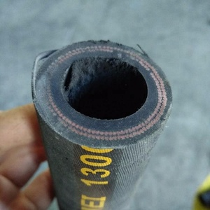 flexible inflatable rubber hose for packer