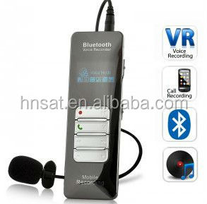 Registratore vocale digitale bluetooth DVR-188,bluetooth recording device,telephone cable recorder
