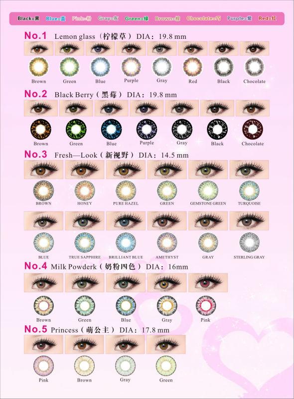 2cec9adf6b68 Crazy Contact Lens