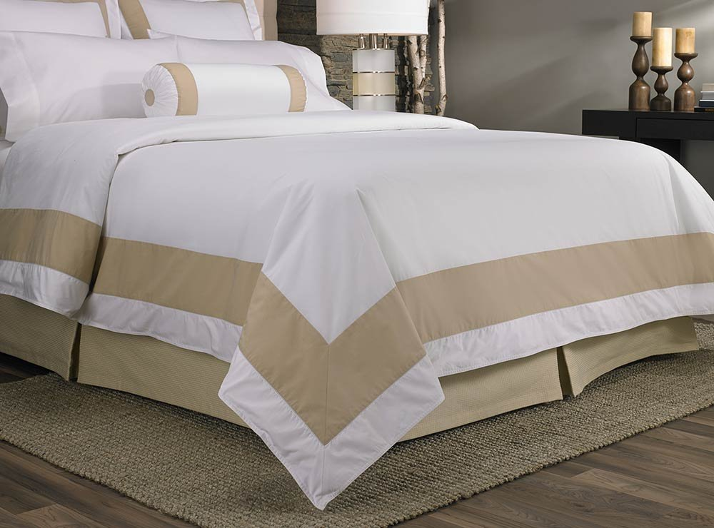 Marriott Hotel Duvet Cover - Frameworks - Queen