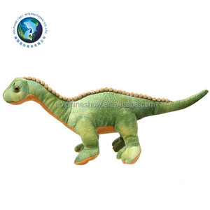 Realistic Tyrannosaurus Rex Stuffed Wild Animal Plush Green Dinosaur Toys Custom Lifelike Kids Soft Dinosaur Plush Toy